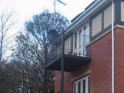 Bespoke Balconies Bradford Rd by Artistry