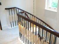 Eliptical Staircase and Balustrade