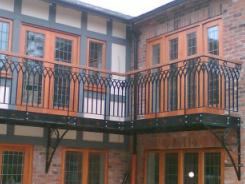 Bespoke Balconies By Artistry - Pownall Farm