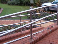 Bespoke Handrails by Artistry