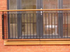 Bespoke Juliet Balconies by Artistry