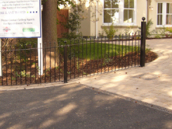 Bespoke Railings by Artistry